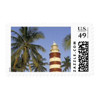 Caribbean, Bahamas, Abaco, Elbow Cay. Hopetown Postage Stamps