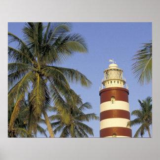 Caribbean, Bahamas, Abaco, Elbow Cay. Hopetown Poster
