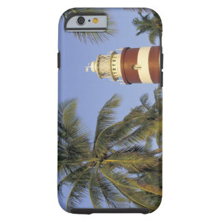 Caribbean, Bahamas, Abaco, Elbow Cay. Hopetown Tough iPhone 6 Case