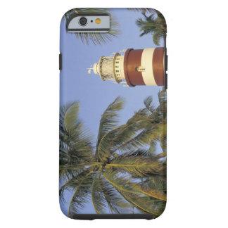 Caribbean, Bahamas, Abaco, Elbow Cay. Hopetown Tough iPhone 6 Case