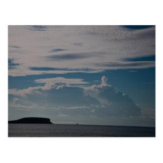 Caribbean Beach 03 Postcard
