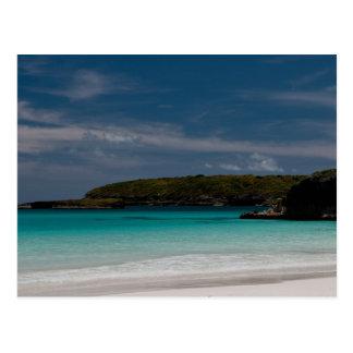 Caribbean Beach 04 Postcard