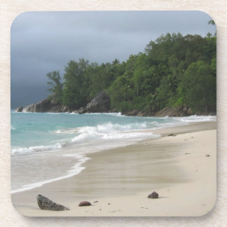 Caribbean Beach Drink Coaster