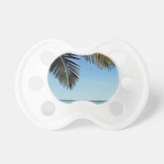 caribbean beach BooginHead pacifier