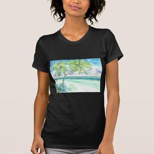 Caribbean Beach T-Shirt