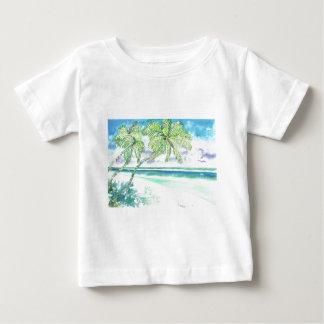 Caribbean Beach Tshirts