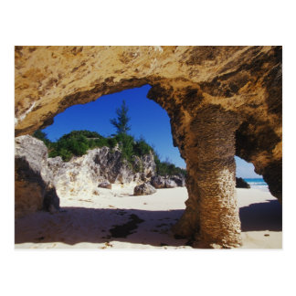 Caribbean, Bermuda, Tucker's Town. Natural Postcard