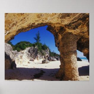 Caribbean, Bermuda, Tucker's Town. Natural Poster at Zazzle