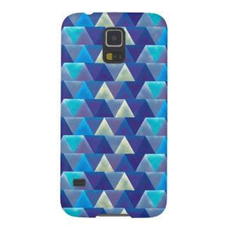 Caribbean Bliss Geometric Galaxy S5 Case