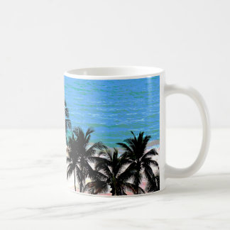 Caribbean Blue Coffee Mug