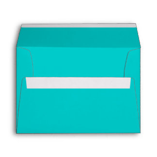 Caribbean Blue Envelope