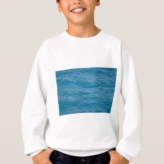 Caribbean Blue Water Sweatshirt