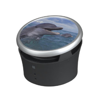 Caribbean, Bottlenose dolphins Tursiops 5 Bluetooth Speaker