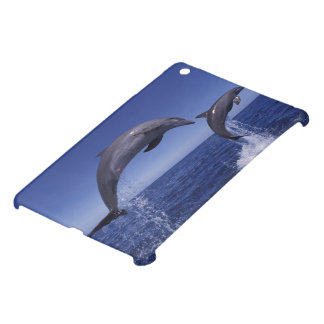 Caribbean, Bottlenose dolphins Tursiops 7 iPad Mini Cover