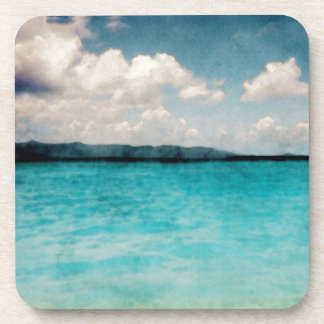 Caribbean British Virgin Islands Drink Coasters