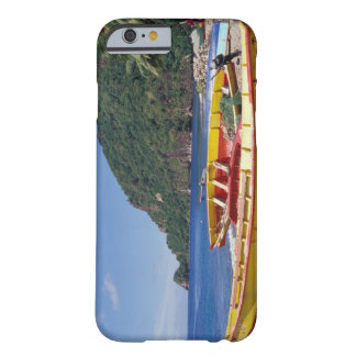 Caribbean BWI St Lucia Sailboats Soufriere iPhone 6 Case