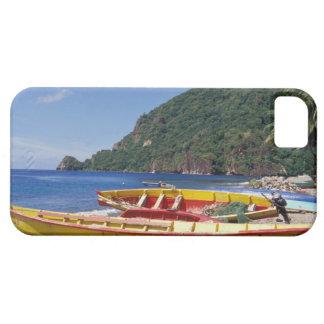 Caribbean, BWI, St. Lucia, Sailboats, Soufriere. iPhone SE/5/5s Case