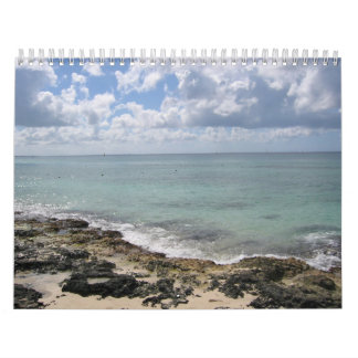 Caribbean Calendar 2008