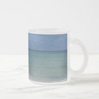Caribbean Canvas Mugs