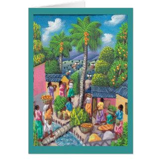 Caribbean! Card