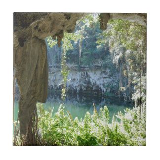 caribbean cave tile