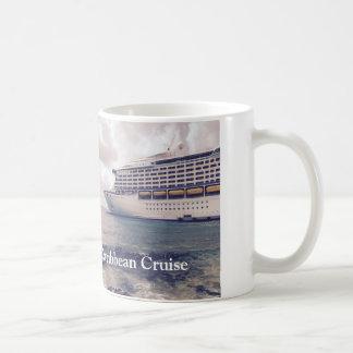 Caribbean Cruise - White 11 oz Classic White Mug