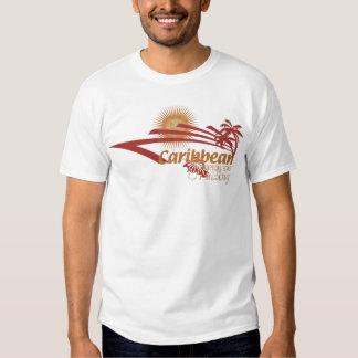 Caribbean Cruising T Shirt