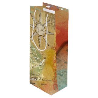 Caribbean Dream - Gift Bag Wine Gift Bag