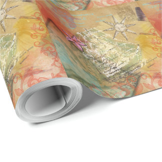 Caribbean Dream - Wrapping Paper