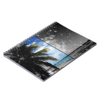 Caribbean Dreaming Notebook