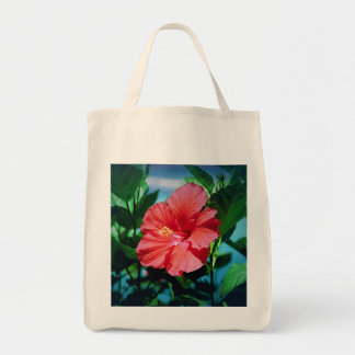 Caribbean flower bag