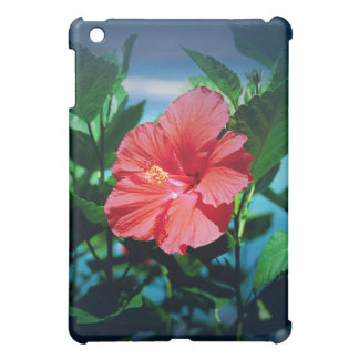 Caribbean flower case for the iPad mini