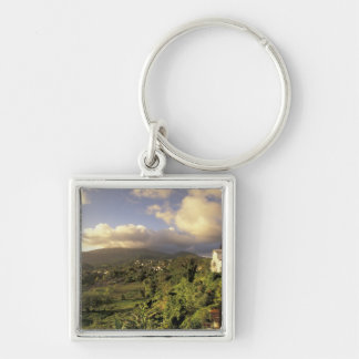 Caribbean, French West Indies, Martinique. Keychain