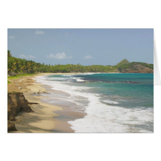 Caribbean, GRENADA, East Coast, Grenada Bay, Card