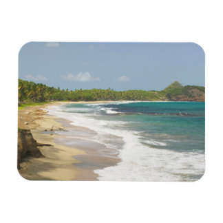 Caribbean, GRENADA, East Coast, Grenada Bay, Rectangular Photo Magnet