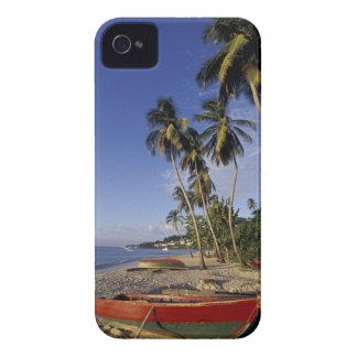 CARIBBEAN, Grenada, St. George, Boats on palm Blackberry Bold Cases