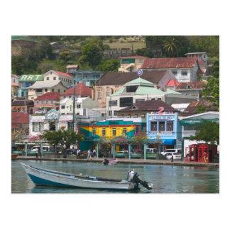 Caribbean GRENADA St George s St George s Postcards