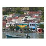 Caribbean, GRENADA, St. George's, St. George's Postcard