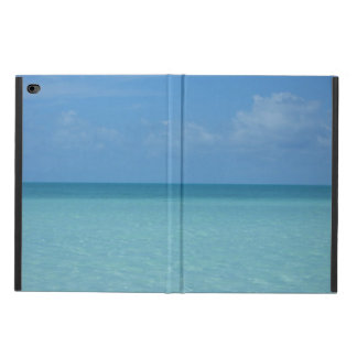 Caribbean Horizon Tropical Turquoise Blue Powis iPad Air 2 Case
