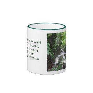Caribbean Island Inspirational Mug