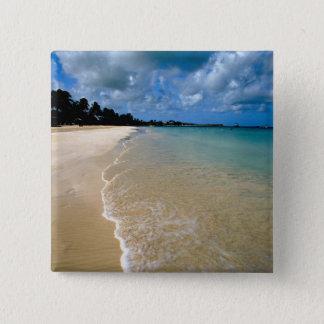 Caribbean, Leeward Islands, Antigua, Dickenson Pinback Button