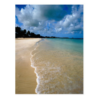 Caribbean, Leeward Islands, Antigua, Dickenson Post Card