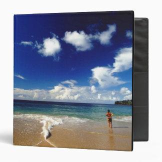 Caribbean, Lesser Antilles, West Indies, 2 Vinyl Binder