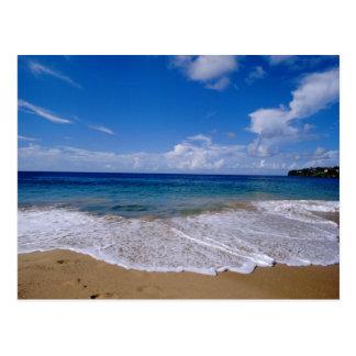 Caribbean, Lesser Antilles, West Indies, 4 Postcard