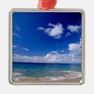 Caribbean, Lesser Antilles, West Indies, Metal Ornament
