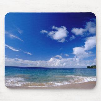 Caribbean, Lesser Antilles, West Indies, Mouse Pad