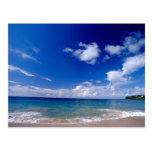 Caribbean, Lesser Antilles, West Indies, Postcard