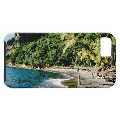 Caribbean, Lesser Antilles, West Indies, Saint iPhone 5 Cover