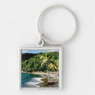 Caribbean, Lesser Antilles, West Indies, Saint Keychains