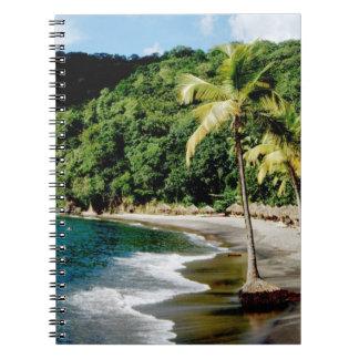 Caribbean, Lesser Antilles, West Indies, Saint Notebooks